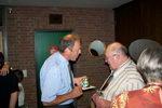 9.6.2007: 70. Geburtstagsfeier unseres Ehrenmitglieds Georg Fiedler