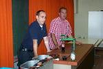 16.8.2007: Germania-Jugend bei der Freiwilligen Feuerwehr Griesheim