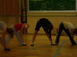 2007: Trainingslager der GCG Hot Flames