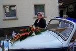 20.9.2007: Hochzeit von Christina und Stefan Fassoth