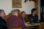 18.10.2007: Offizielle Einweihung des Zöllerhannes mit den Polit- und Vereinsvertretern