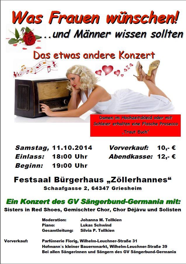 Plakat für Homepage